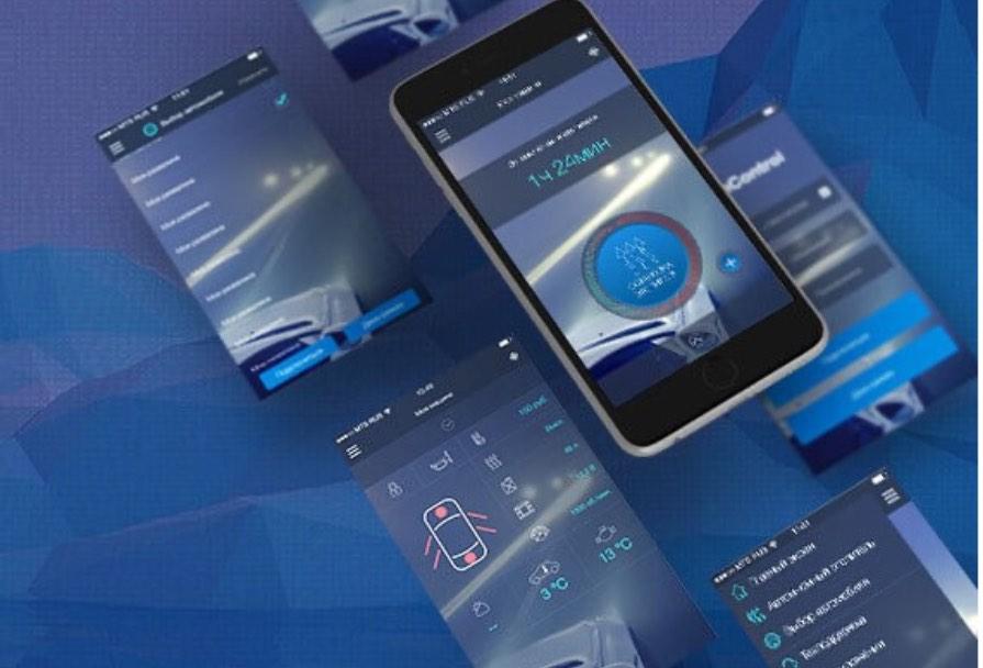 Управление со смартфона FanControl GSM